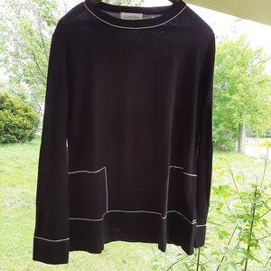 New Calvin klein lightweight sweater/top